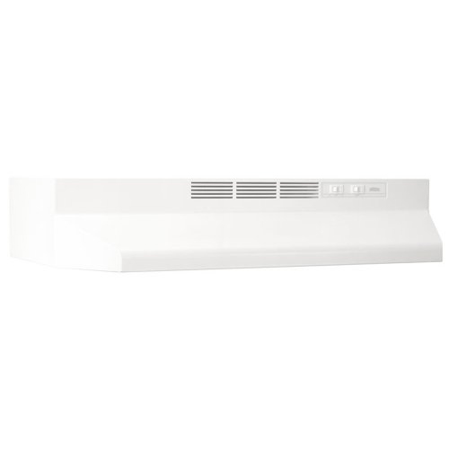 5. Broan 413001 ADA Capable Non-Ducted Under-Cabinet Range Hood