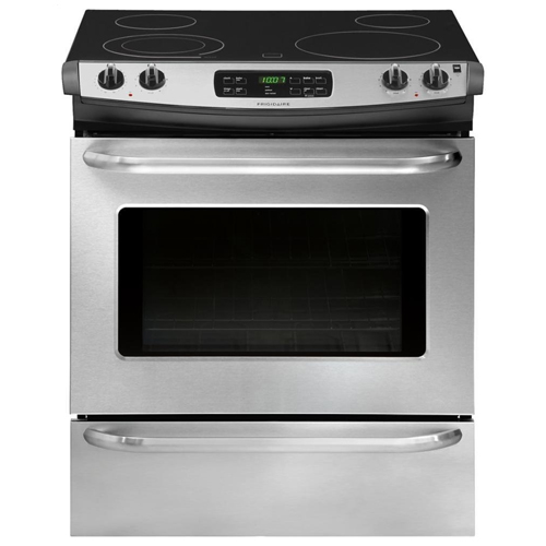 Electric Range Smooth Top Cooking Surface Summit On In: Top 10 Best Electric Slide-in Ranges In 2019