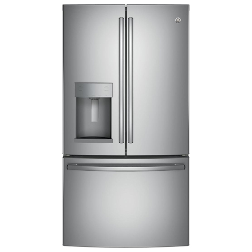 5. GE GFE28HSKSS 27.8 Cu. Ft. Stainless Steel French Door Refrigerator - Energy Star