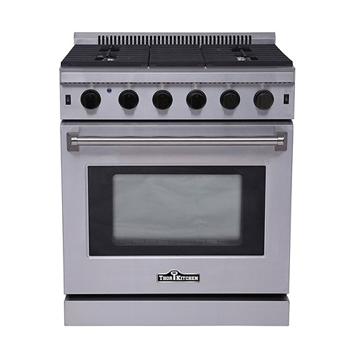 1. Thorkitchen LRG3001U Freestanding Style Gas Range