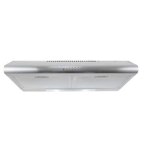 2. Cosmo 30 in. 200 CFM Ducted Under Cabinet Stainless Steel Range Hood