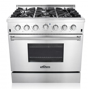 best gas range thor kitchen