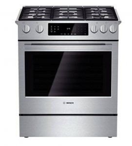 best gas range bosch