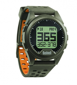 1. Bushnell Neo Ion Golf GPS Watch