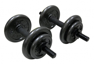 4. CAP Barbell RSWB-CS040T Adjustable Dumbbell Set