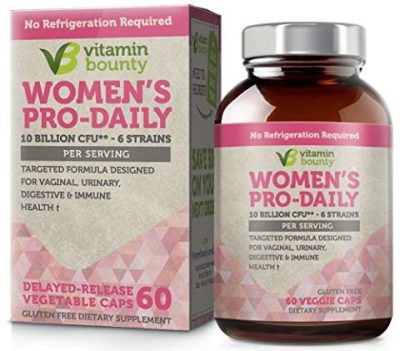 Vitamin-Bounty-probiotics-for-women