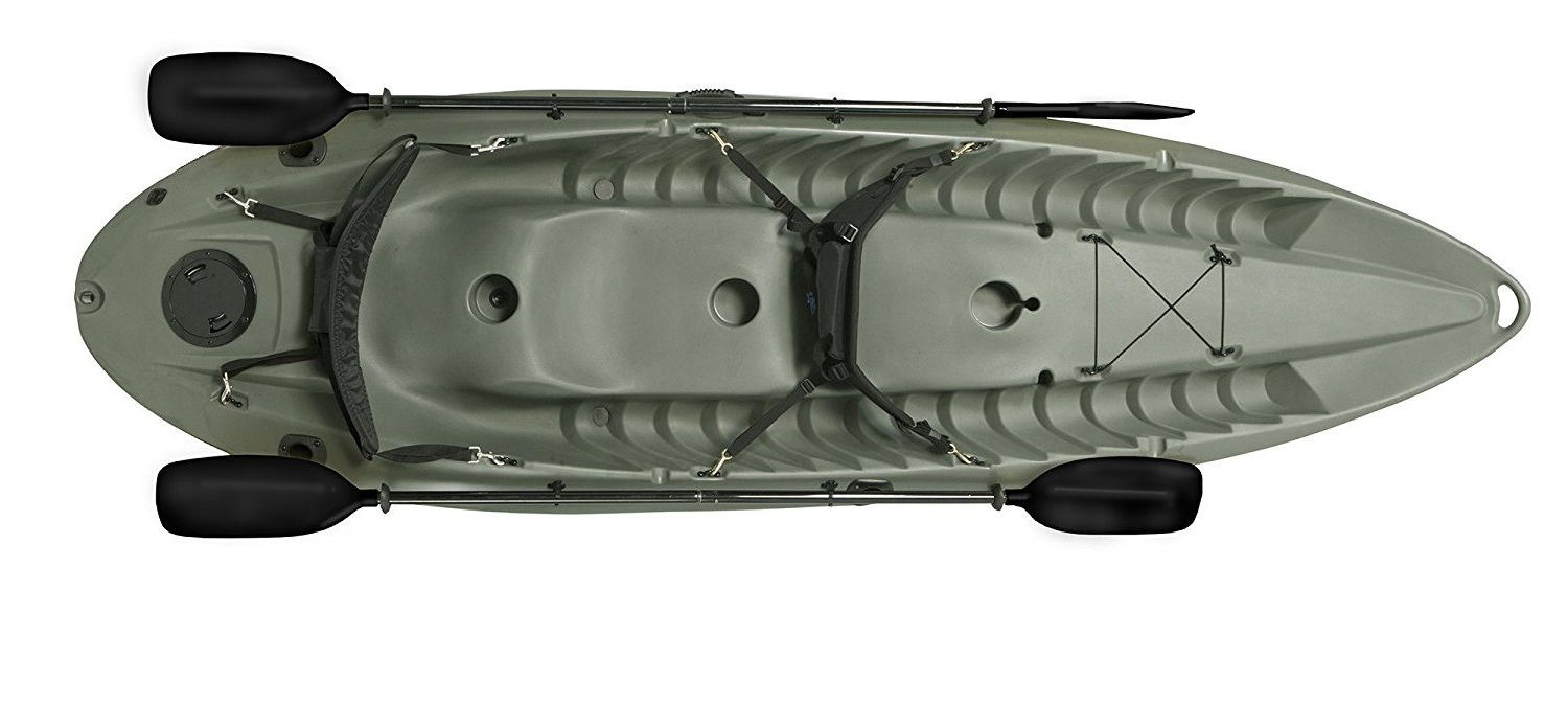 Lifetime Sports Fisher Tandem Kayak