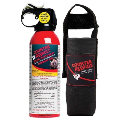Counter Assault Bear Deterrent, 10.2 Oz.