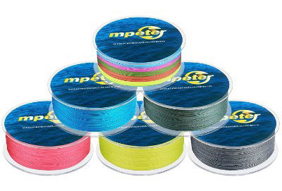 Mpeter Armor Abrasion Resistant Braided Fishing Lines