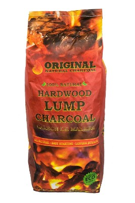 Original Natural 100% Hardwood Lump Charcoals