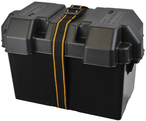 Attwood Power Guard 27 Vented Battery Box
