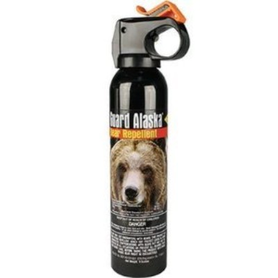 Guard Alaska 9-ounce Bear Pepper Spray