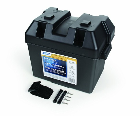 Camco 55363 Group 24 Standard Battery Box