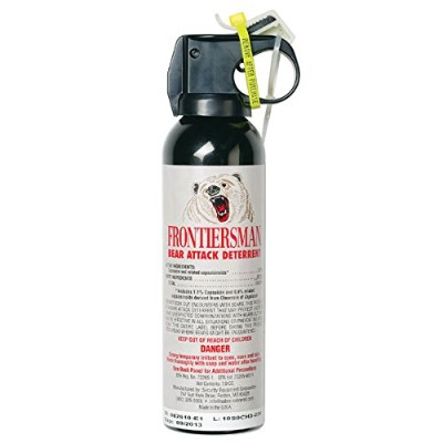 Frontiersman Bear Spray - 30 Feet (7.9 oz)