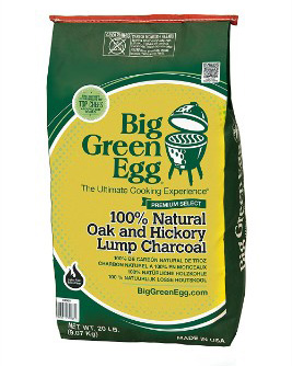 BIG CP Natural Lump Charcoal, 20-pound