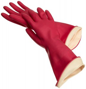 Casabella Premium Water Stop Gloves—Small, 1pr