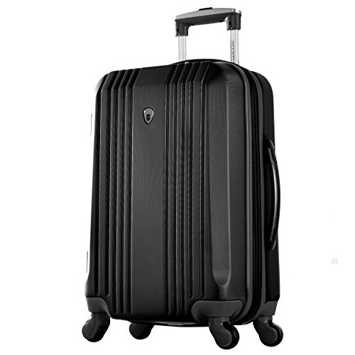 """Olympia Apache Ii 21"""" Carry-on Spinner Luggage"""