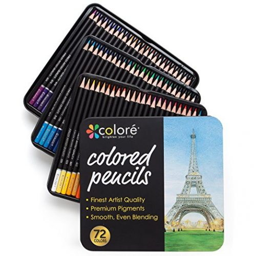 Colore Colored Pencils