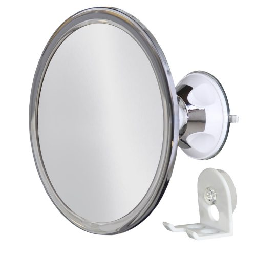 No Fog Shower mirror by Upper West Collection