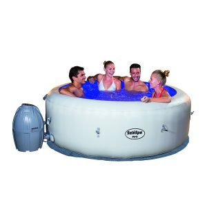 Top 10 Best Spa Inflatable Tub - Health and Beauty