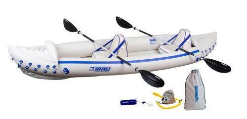 Sea Eagle SE370K-P Inflatable Kayak