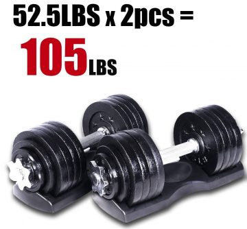 Starring-adjustable-dumbbells