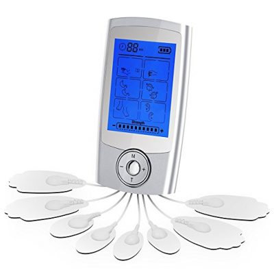 2. KEDSUM Tens Unit Mini Massager Muscle Stimulator