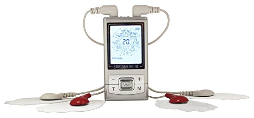 9. Santamedical PM-510 Tens Unit Electronic Pulse Massager