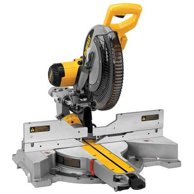 Best Sliding Miter Saw - DEWALT DWS780