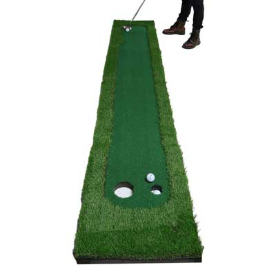 5. Golf Putting Mats and OUTAD Indoors Golf Training Mats and Putting Green Systems for Professional Golf Practices