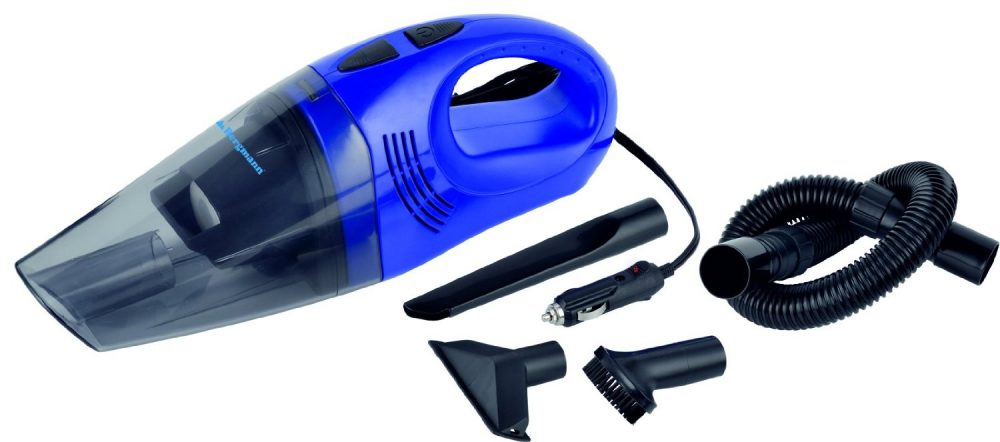 Bergmann Hurricane Hi-Power Car Vacuum