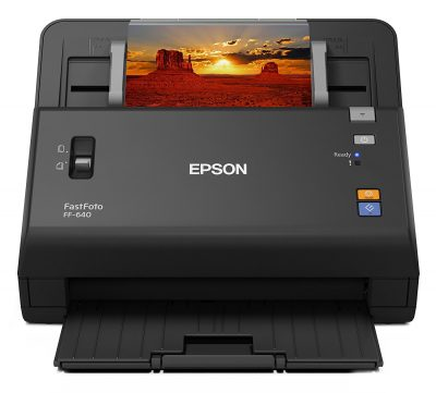 Epson-Photo Scanners