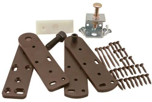 InvisiDoor Hinge Hardware Kit