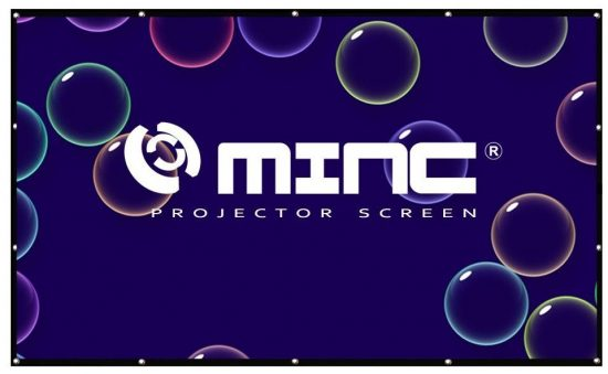Minc-Outdoor Projector Screens