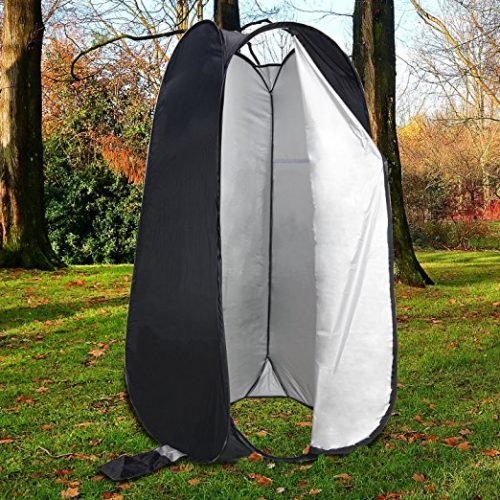 PARTY SAVING Portable Pop Up Shower Room