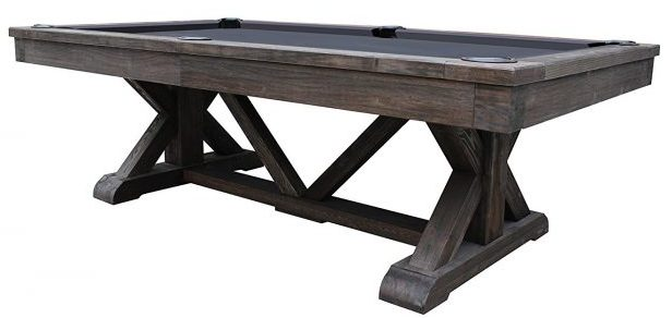 Playcraft Brazos River 8' Slate Pool Table
