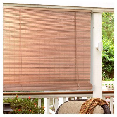 Vinyl Roll-Up Blind