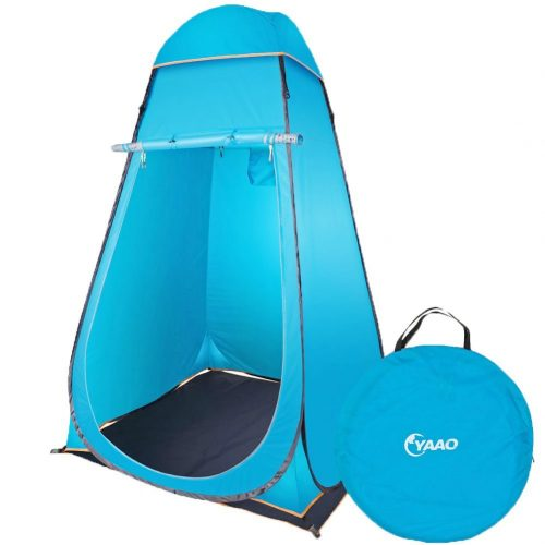YAAO Instant Pop up Portable Outdoor Changing Room