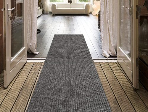 iCustomRug Indoor/Outdoor Utility Ribbed