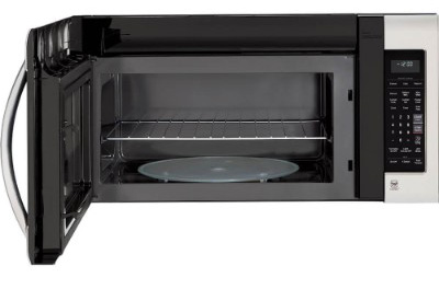 LG LMV2031ST 2.0-Cubic Feet Microwave Oven