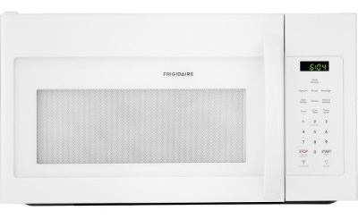 Frigidaire FFMV1645TW 1.6-Cubic Feet Over-The-Range White Microwave