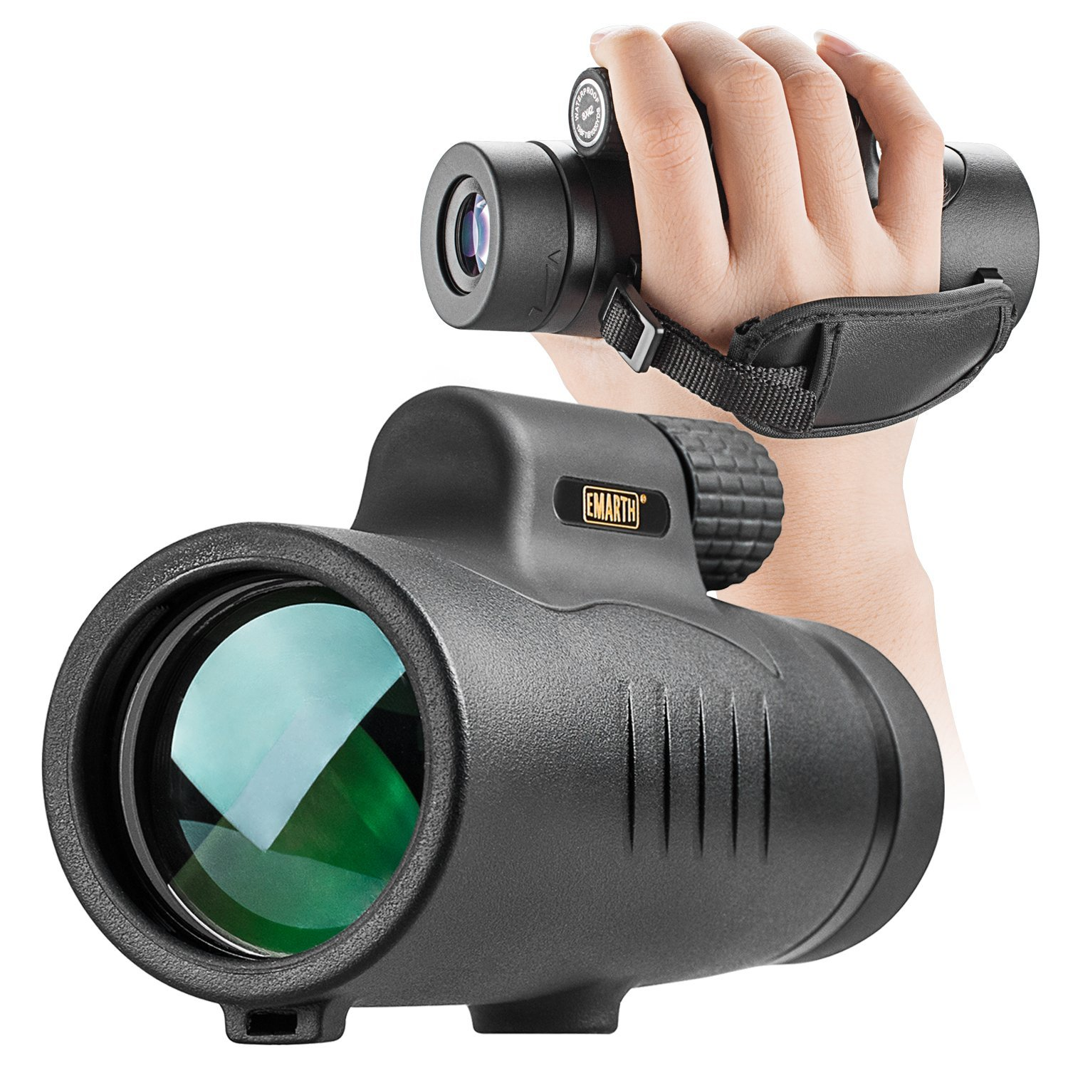 11. FEEMIC 8x42 Monoculars Scope