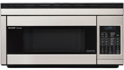 Sharp R1874T 850W 1.1-Cubic Feet Convection Microwave Oven