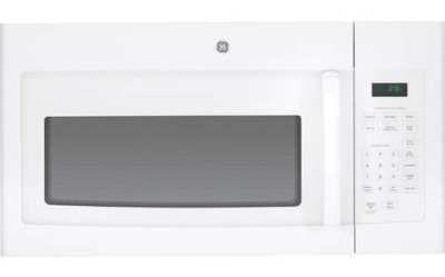 GE JVM3160DFWW 1.6-Cubic Ft. White Microwave