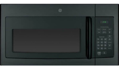 GE JVM3160DFBB 30 Microwave Oven with 1.6 cu. ft.