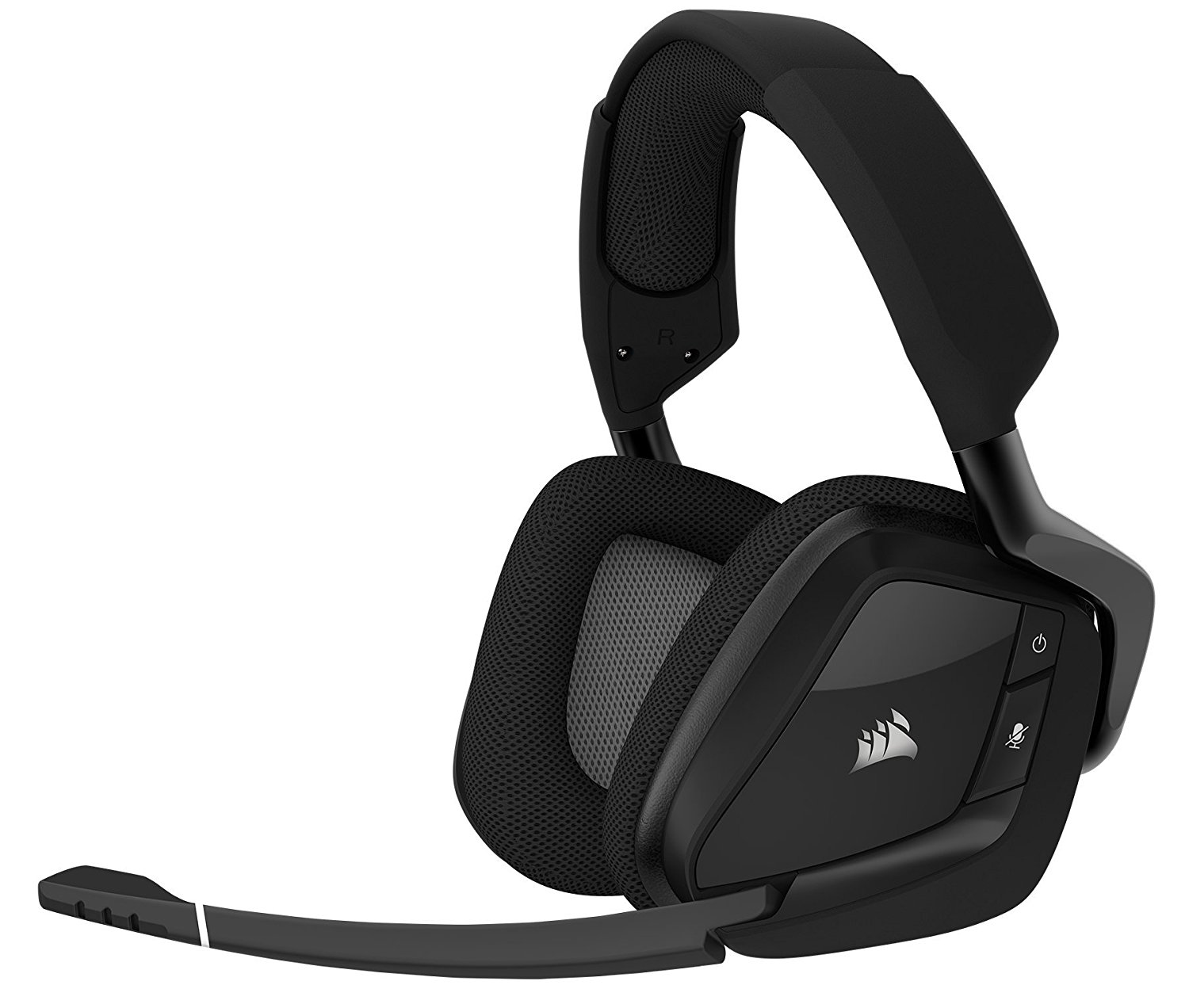 7. CORSAIR VOID PRO RGB Wireless Gaming Headset (Carbon)