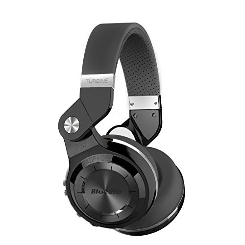 8. Bluedio T2s Bluetooth Headphones