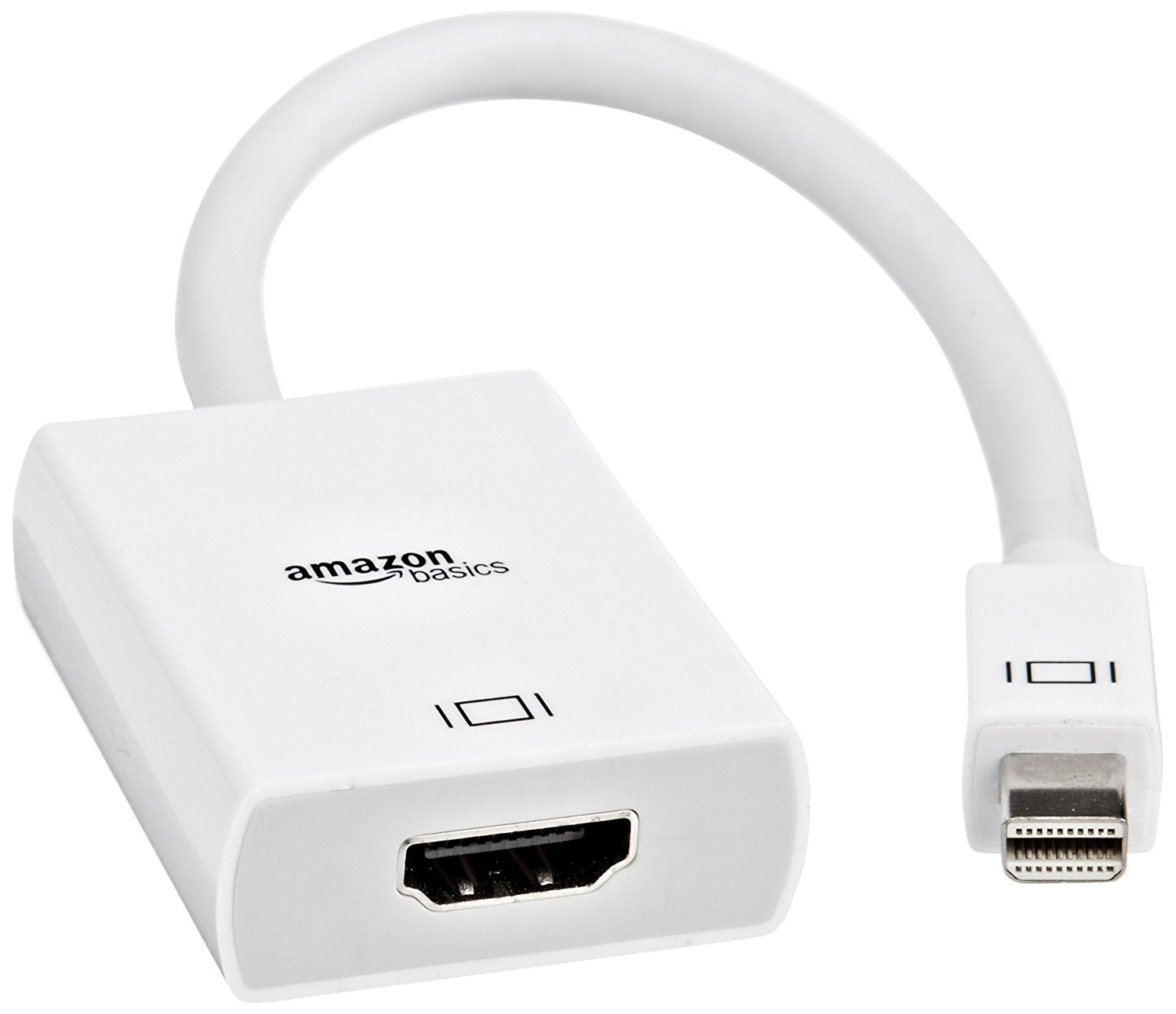 9. AmazonBasics Mini DisplayPort