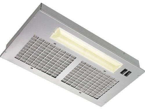 Broan PM250 Power Module Range Hood, Silver