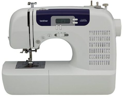 Brother CS6000i Feature-Rich